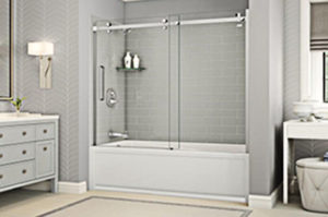 Shower Glass Doors and Enclusures