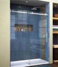 Frameless Shower Systems Monaco Series