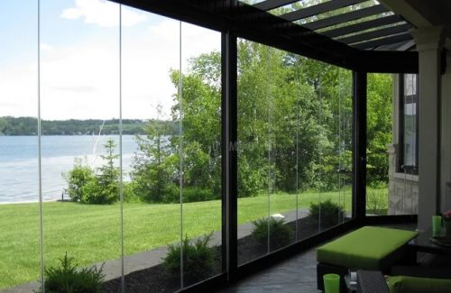 Glass Panels For Outdoors