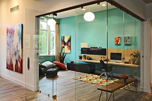 Glass Partitions for your home
