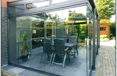 Glass Walls For Patio